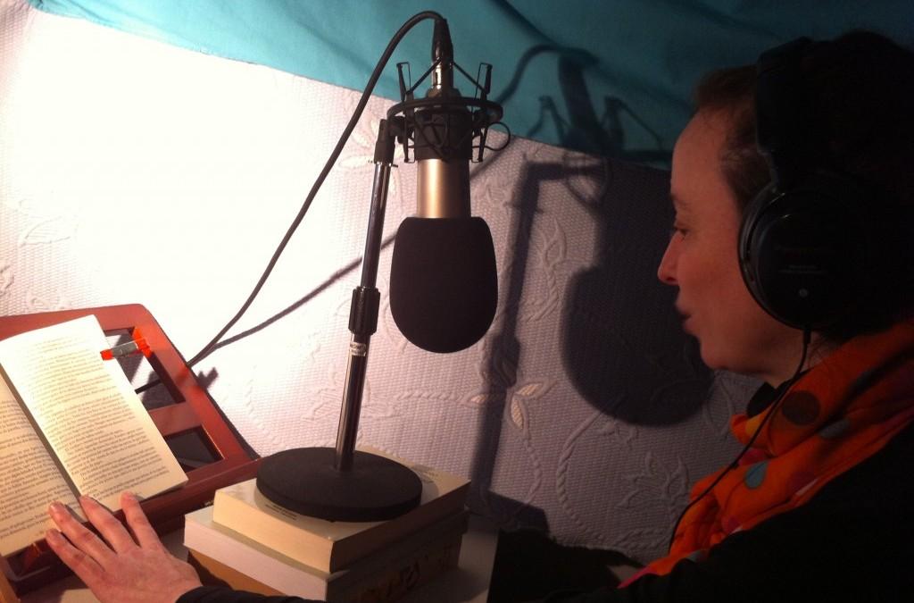 Audio-libros: nos hablan y escuchamos