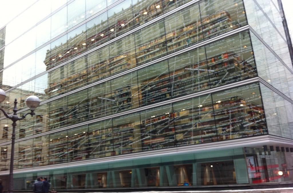 Bibliotecas vascas: democracia lectora