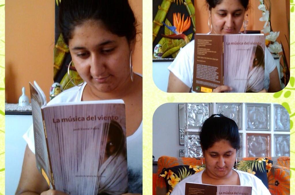 Alejandra y los libros: ella quería leer