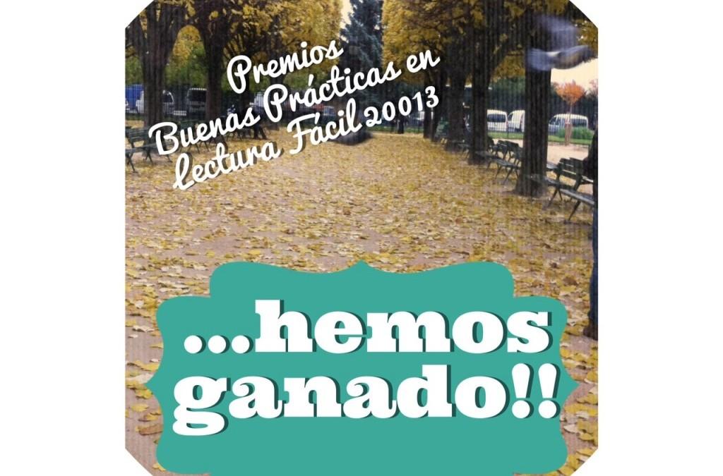 Somos Premio Buenas Prácticas 2013