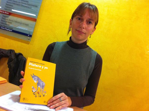 Ana Crespo: adaptar un clásico a LF