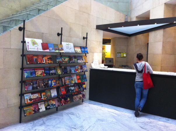 ¿Cuánto se prestan los libros de LF?