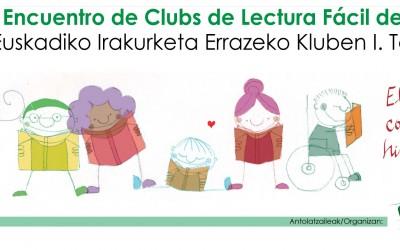 I Encuentro sobre clubs Lectura Fácil
