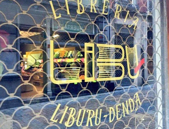 Librerías de referencia LF: Libu, la última y la primera