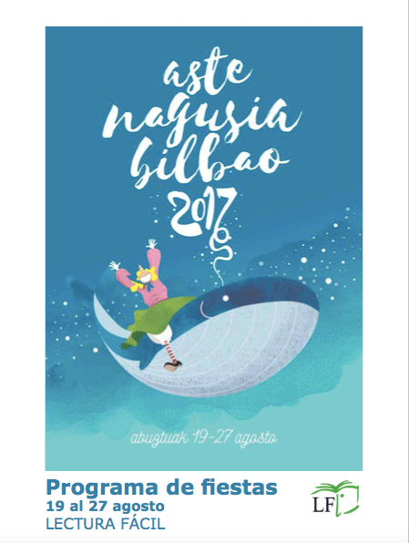 PROGRAMA ASTE NAGUSIA 2017 Bilboko Udala / Ayuntamiento de Bilbao