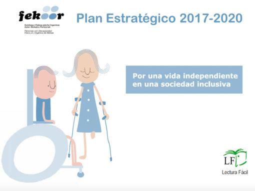 FEKOOR. Federación Coordinadora Personas con discapacidad física y/u orgánica de Bizkaia
