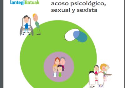 LANTEGI BATUAK Protocolo contra el acoso psicológico, sexual y sexista