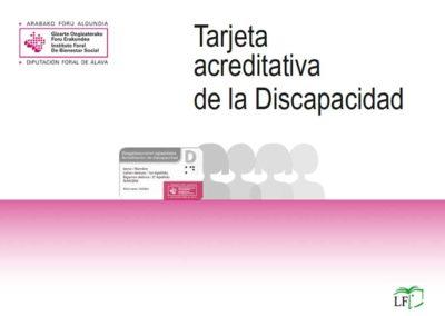 DIPUTACION FORAL DE ALAVA-ARABAKO FORU ALDUNDIA
