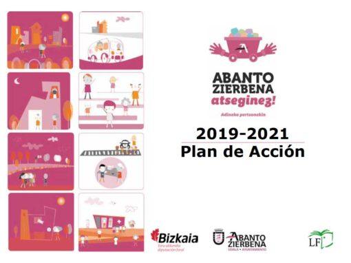 AYUNTAMIENTO DE ABANTO-ZIERBENA. Ciudad amigable con las personas mayores. Plan de acción 2019-2020.