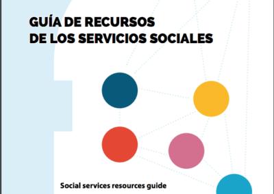 TOLOSAKO UDALA. Gizarte Zerbitzuen Gida. Guía de recursos de los Servicios Sociales.