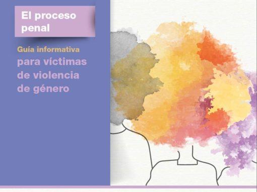 EMAKUNDE El proceso penal. Guía para víctimas de violencia de género